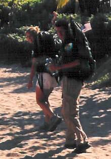 Barefoot Mailman Hike