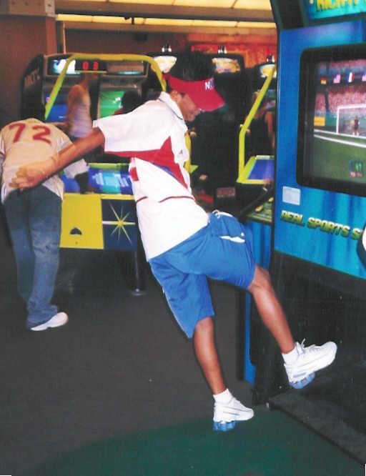 Arcades @ Disney