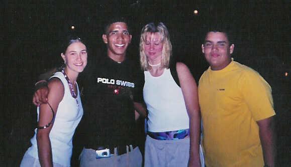 Katrina, Rodolfo, Nicole, Pollo